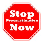 Stop Procrastination Now!